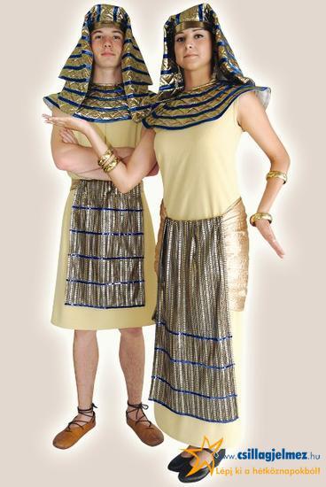 Egyiptomi esküvő – az első felvonás
